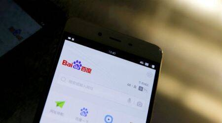 Artificial intelligence, Baidu, Weibo, Weibo finance chief, Baidu chief finance officer, Baidu AI sales, Baidu last quarter results, Tencent Holdings, Alibab Group, Baidu Capital, Weibo China microblog
