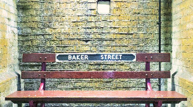 sherlock address, 221B bakers street, sherlock, fictional addresses, books, tv shows, indian express, indian express news