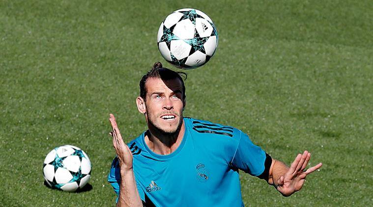 gareth bale, bale, tottenham, zinedine zidane, tottenham, real madrid, champions league, football, sports news, indian express