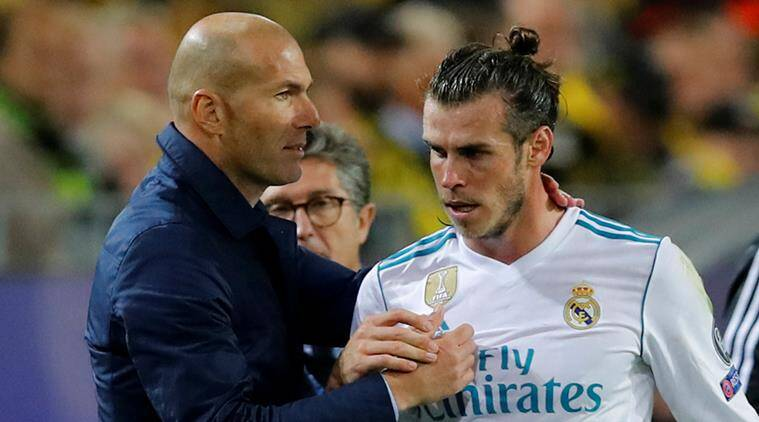 Zidane says he hasn't 'disrespected' Bale, but club is trying to sell forward