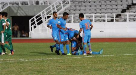 Balwant Singh could have scored four goals, says coach Stephen Constantine