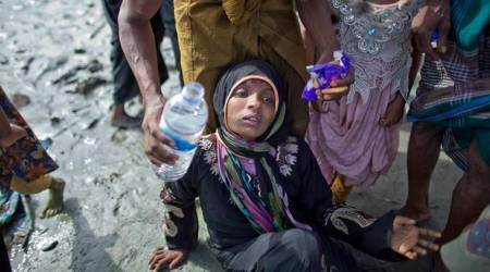 Rohingya crisis: Myanmar gives approval to resume food aid to Rakhine State, says UnitedNations