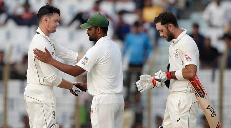 courtney walsh, bangladesh vs australia, ban vs aus, bangladesh vs australia test series, bangladesh bowling coach, cricket news, sports news, indian express