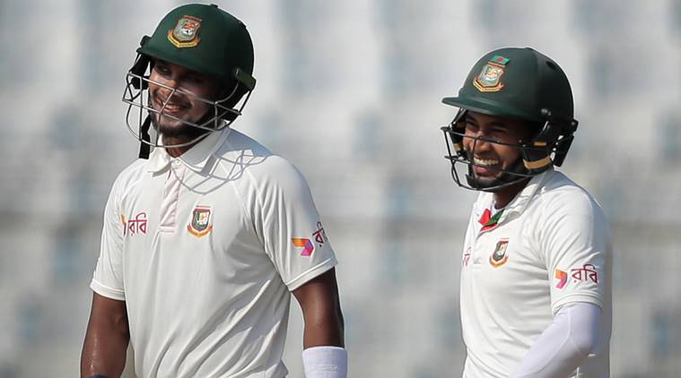 Bangladesh vs Australia live cricket score, Ban vs Aus live cricket score, Live cricket score, Cricket online streaming, Live cricket streaming, Bangladesh Australia 2nd Test live, Bangladesh Australia 2nd test score, cricket news, sports news, indian express