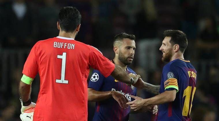 Champions League action as it happens in Spain
