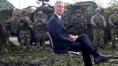 North Korea's 'global threat' requires global response, says NATO chief Jens Stoltenberg