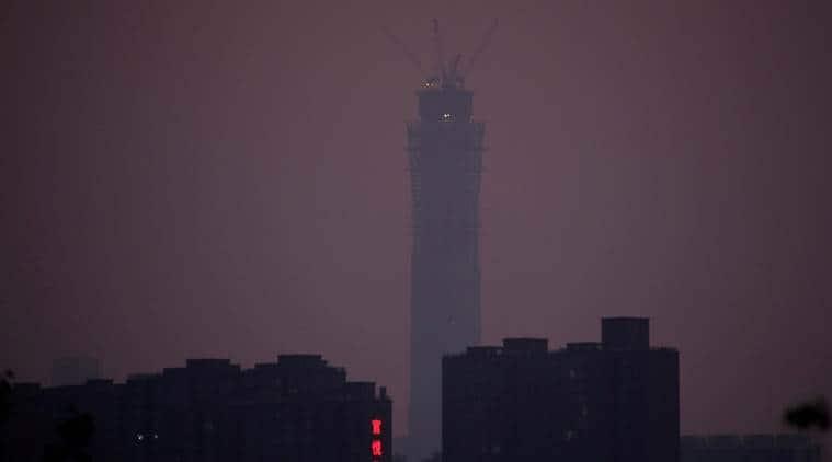 China, air pollution, odd even, smog, delhi