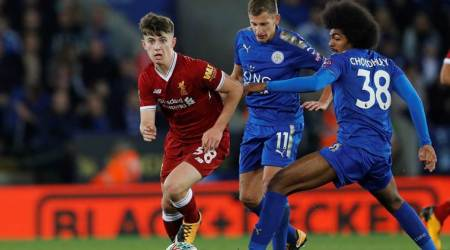 Champions League: Liverpool leave Woodburn at home despite teenager's World Cup form