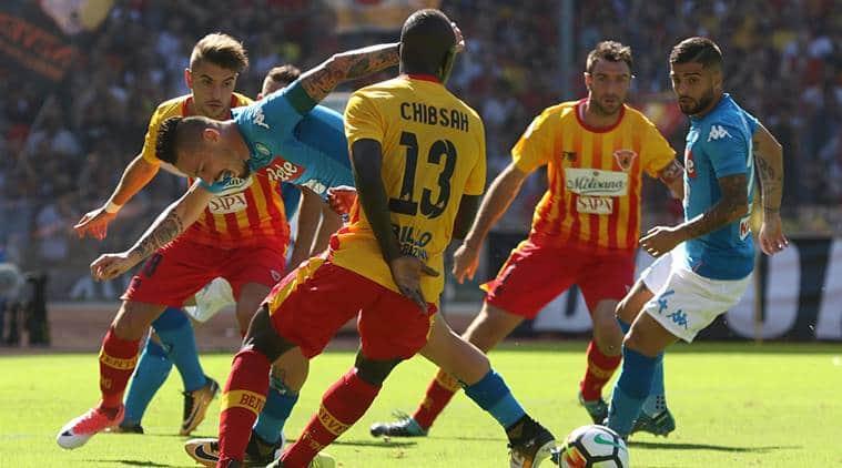 Benevento, serie a, european football news, sports news, indian express