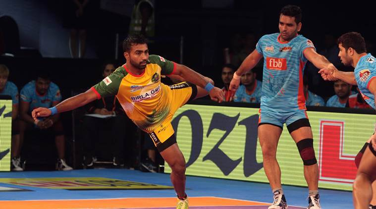 Image result for Pro Kabaddi League 2017: Bengal Warriors crushes Patna Pirates by 41-38