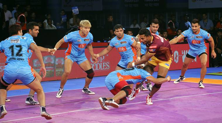 Pro Kabaddi Live, Pro Kabaddi League Live Score, PKL 2017 Live, Bengal Warriors vs Tamil Thalaivas live, Kolkata vs Tamil live, Pro Kabaddi live streaming, pro kabaddi news, Indian Express