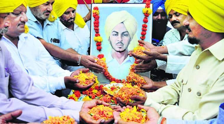 Bhagat Singh birth anniversary, Pak-India Bhagat Singh Memorial Foundation, MLA Parminder Singh Pinki, Deputy Speaker Ajaib Singh Bhatti, India news