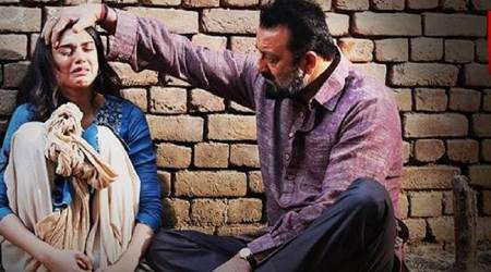 Bhoomi movie review: This Sanjay Dutt film is disturbingly voyeuristic
