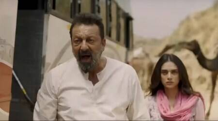 Bhoomi box office prediction: Sanjay Dutt's film expected to make Rs 12 crore in opening weekend
