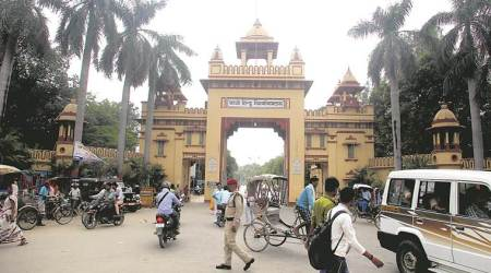 BHU student booked for 'slapping' classmate