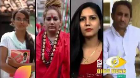 bigg boss 11, bigg boss salman khan, bigg boss 11 contestants, bigg boss 11 padosi contestants, bigg boss 11 commoner contestants, salman khan show, salman khan television