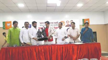 Pune BJP, BJP central observer, Mahendra Singh, general elections 2019, pune, india news