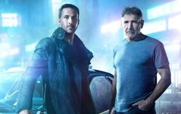 blade runner, harrison ford, ryan gosling