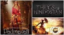 Padmavati, Padmavati film, Padmavati look, Manikarnika, Padmavati release date, Bollywood period dramas, Taanaji: The Unsung Warrior, Thugs of Hindostan
