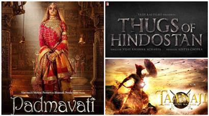 Not just Padmavati, here are other Bollywood period dramas that you should watch out for