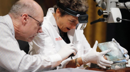 Century old time capsule discovered inUS