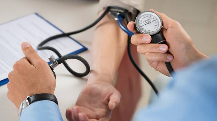 High blood pressure, blood pressure treatment, American Heart Association, American College of Cardiology, health news, indian express news