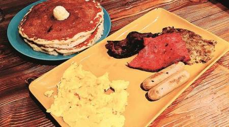 Cure morning woes with easy to make English breakfast