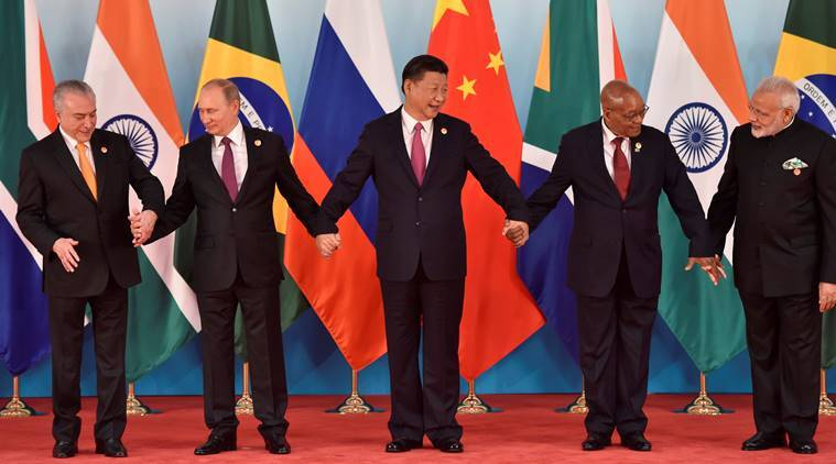 BRICS Summit, brics summit live updates, live updates brics, Narendra Modi, Modi in China, Doklam India China, BRICS meet, Xi Jinping, Modi Xi, India news, Indian Express