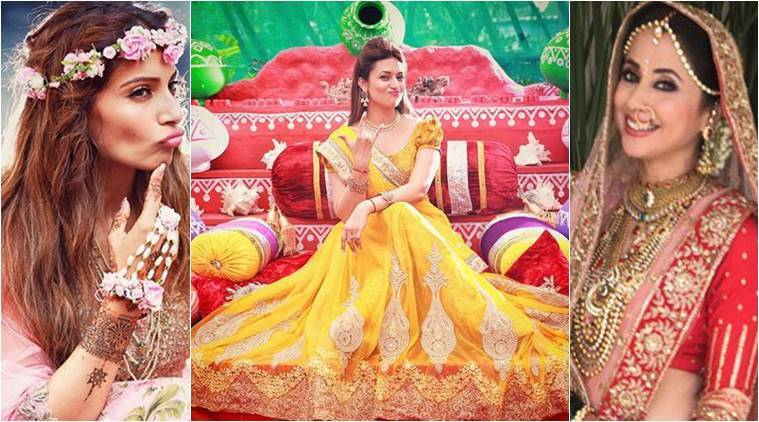 bridal wear, bridal makeup, wedding trends, bridal trends, bridal trousseau, fashion designers, bollywood style, indian express, indian express news