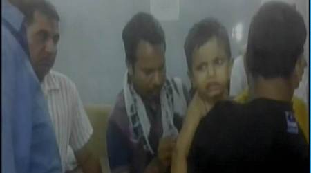 Bulandshahr doctor allegedly denies treatment to child suffering from burns