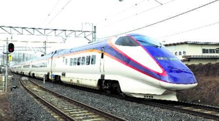 China shows interest in high speed railway projects in India