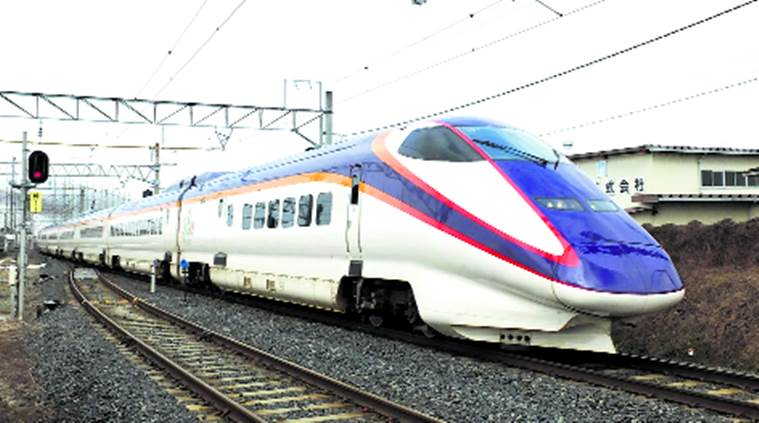 bullet train project