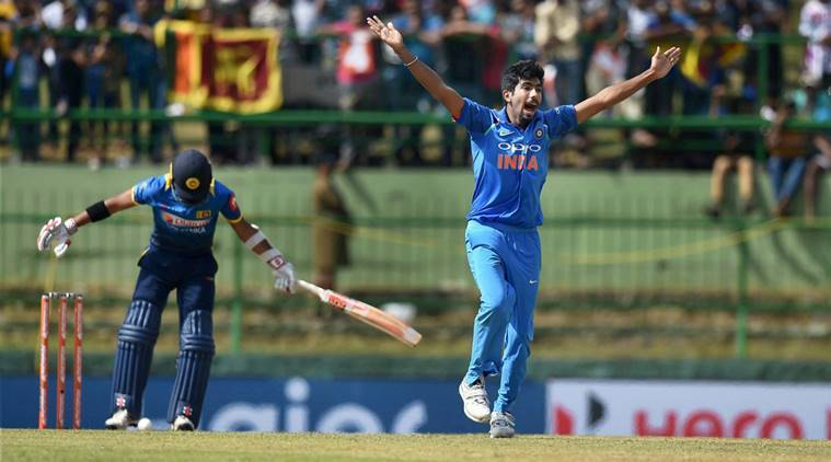 Jasprit Bumrah, Bumrah rankings, Rohit Sharma, Virat Kohli, MS Dhoni, sports news, cricket, Indian Express