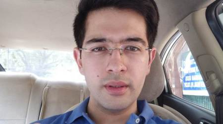 Re-tweet does not cause defamation: Raghav Chadha to High Court