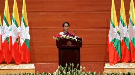 Aung San Suu Kyi addresses Rohingya Crisis: Here are reactions from global community