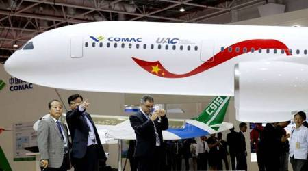 China-Russia wide-body C929 jet to rely on western suppliers for systems