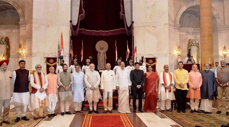 cabinet reshuffle, cabinet reshuffle 2017, pm narendra modi, prime minister narendra modi, PM cabinet ministers, council of ministers, opinion, indian express news