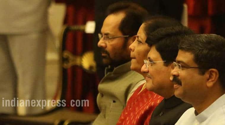 Modi Cabinet Reshuffle 2017, New Portfolios, Modi Portfolios, Cabinet  Reshuffle, Nirmala Sitharaman
