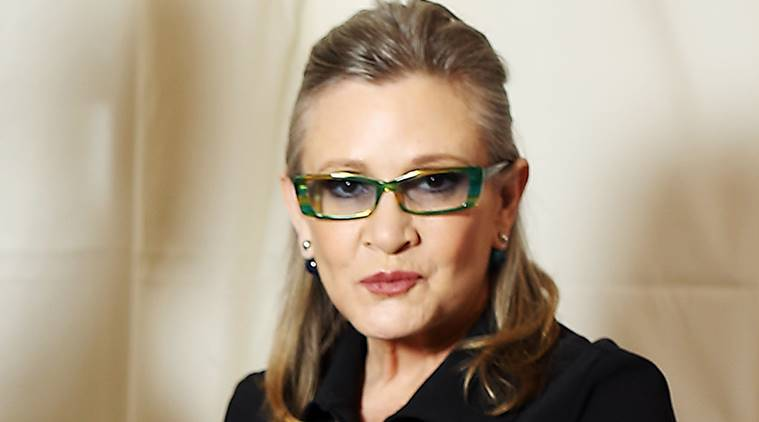 Carrie Fisher, Princess Leia, Star Wars saga