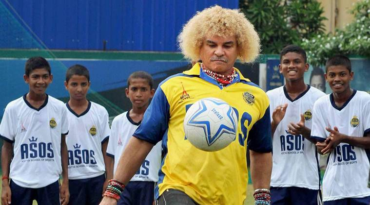 Image result for Hosting U-17 World Cup will help football in India: Valderrama