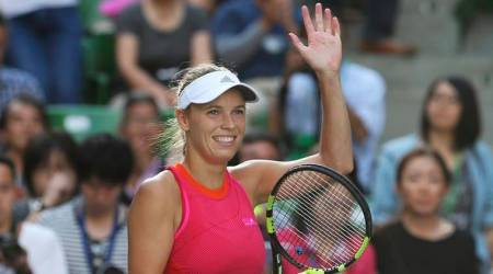 Caroline Wozniacki stuns Garbine Muguruza to reach Pan Pacific Open final