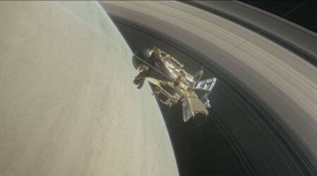 NASA's Cassini spacecraft ends 20-year-long epic journey