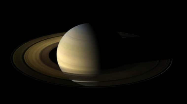 cassini saturn rings close up - photo #19