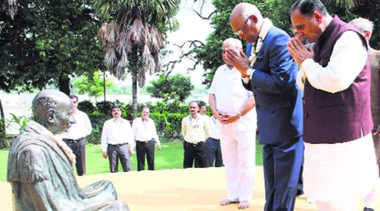 Ram Nath Kovind, Vijay Rupani, India news, Indian Express