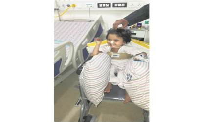 After 33 days in hospital battling for life, toddler survives H1N1 infection in Mumbai