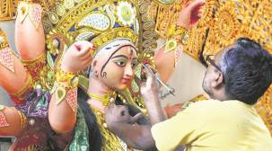 Pune: Durga Puja committees go beyond festivities, reach out to the underprivileged, differently-abled