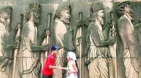 In Parsi genes, new clues on oldcultures