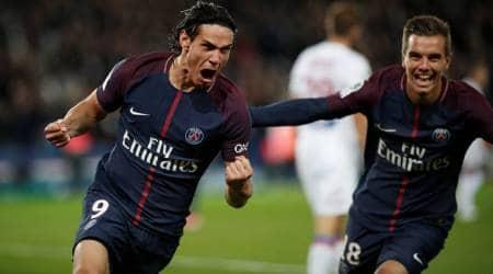 Neymar, Edinson Cavani argue over penalty as PSG keep perfectstart