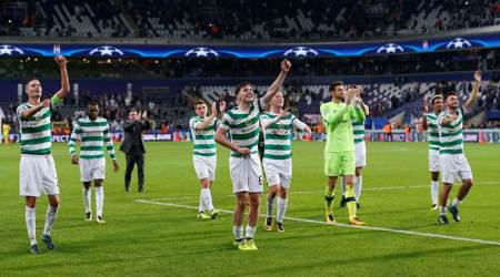 UEFA Champions League: Celtic get easy win over Anderlecht