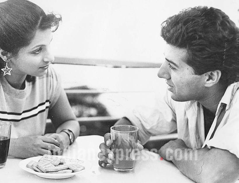 Sunny Deol and Dimple Kapadia's rare pictures | Entertainment